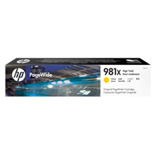 ~Brand New Original HP L0R11A (HP981) High Yield Laser Toner Cartridge Yellow