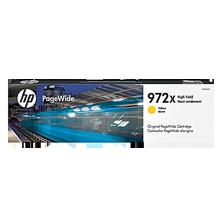~Brand New Original HP L0S04AN (972X) High Yield INK / INKJET Cartridge Yellow