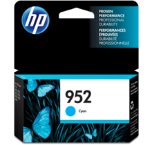 ~Brand New Original HP L0S49AN (952) INK / INKJET Cartridge Cyan
