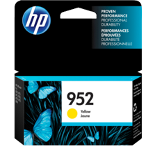 ~Brand New Original HP L0S55AN (952) INK / INKJET Cartridge Yellow