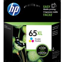 ~Brand New OEM Original HP N9K03AN (#65XL) High Yield INK / INKJET Cartridge Tri-Color