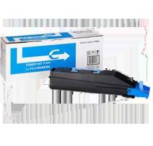 ~Brand New Original OEM KYOCERA / MITA TK-867C Laser Toner Cartridge Cyan