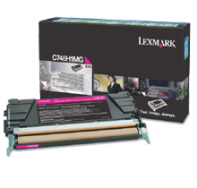 Brand new Original LEXMARK C748H1MG Laser Toner Cartridge Magenta
