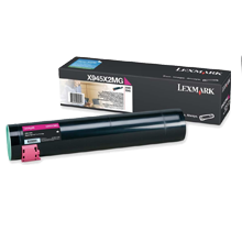 Brand New Original LEXMARK X945X2MG Laser Toner Cartridge Magenta High Yield