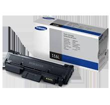 ~Brand New Original SAMSUNG MLT-D116L High Yield Laser Toner Cartridge Black