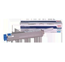 Brand New Original OKIDATA 42918983 Laser Toner Cartridge Cyan