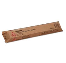 Brand New Original RICOH 821028 Laser Toner Cartridge Magenta