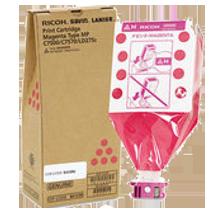 ~Brand New Original RICOH 841359 Laser Toner Cartridge Magenta
