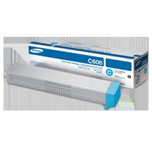 Brand New Original SAMSUNG CLT-C606S Laser Toner Cartridge Cyan
