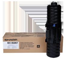 Brand New Original SHARP MX850NT Laser Toner Cartridge Black