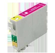 ~Brand New Original EPSON T124320 T124 INK / INKJET Cartridge Magenta