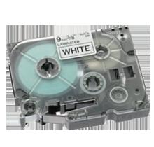 ~Brand New Original Brother TZ221 BLACK ON WHITE TAPE