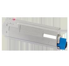 OKIDATA 43324402 Laser Toner Cartridge Magenta