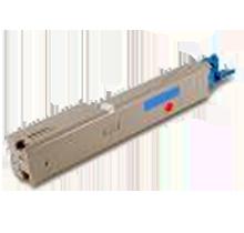 OKIDATA 43459303 Laser Toner Cartridge Cyan High Yield