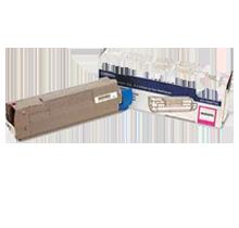 OKIDATA 43487734 Laser Toner Cartridge Magenta