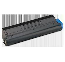 OKIDATA 43502001 Laser Toner Cartridge High Yield