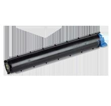 Okidata 43640301 Laser Toner Cartridge Black