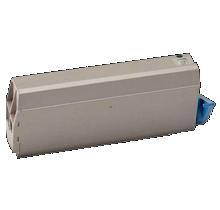 ~Brand New Original OKIDATA 43865718 Laser Toner Cartridge Magenta
