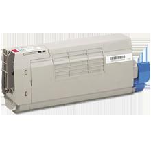 OKIDATA 43866102 Laser Toner Cartridge Magenta