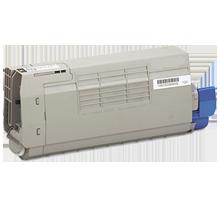 OKIDATA 43866104 Laser Toner Cartridge Black