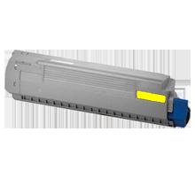 OKIDATA 44059109 (Type C14) Laser Toner Cartridge Yellow