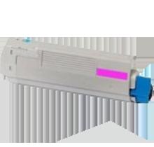 Okidata 44844510 Laser Toner Cartridge Magenta