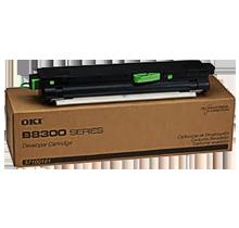 Brand New Original OKIDATA 57100101 Developer Cartridge Black