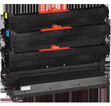 OKIDATA C9600 / C9800 Laser DRUM UNIT Set Black Cyan Yellow Magenta