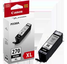 ~Brand New Original PGI-270BK-XL High Yield INK / INKJET Cartridge Black