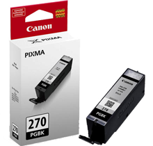 ~Brand New Original PGI-270BK INK / INKJET Cartridge Black