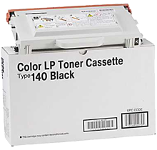 ~Brand New Original Ricoh 402070 Type 140 Laser Toner Cartridge Black