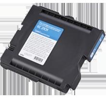 RICOH 405689 (GC-31C) INK / INKJET Cartridge Cyan