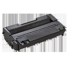 RICOH 406989 Laser Toner Cartridge Black High Yield