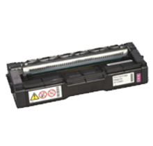 RICOH 407541 (C250A) Laser Toner Cartridge Magenta