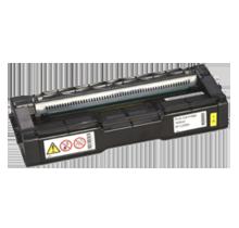 RICOH 407656 (C252HA) Laser Toner Cartridge Yellow
