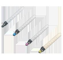 RICOH MP C3002 / 3502 Laser Toner Cartridge Set Black Cyan Magenta Yellow
