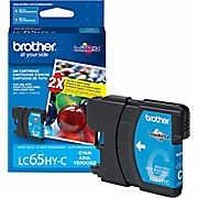 Brother LC65C Ink Cartridge Cyan