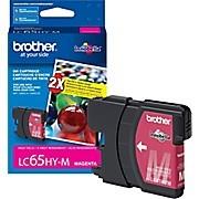 Brother LC65M Ink Cartridge Magenta