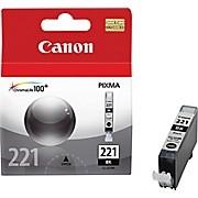 Original CANON CLI-221BK INK / INKJET Cartridge Black