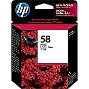 Brand New Original HP C6658A (58) INK / INKJET Cartridge Photo