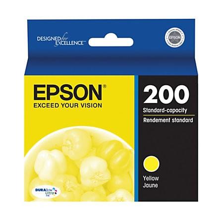 EPSON T200420 INK / INKJET Cartridge Yellow