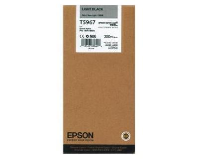 ~Brand New Original EPSON T596700 INK / INKJET Cartridge Light Black