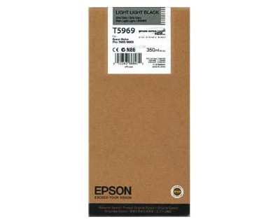 ~Brand New Original EPSON T596900 INK / INKJET Cartridge Light Light Black