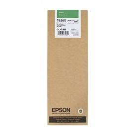 EPSON T636B00 INK / INKJET Cartridge Green