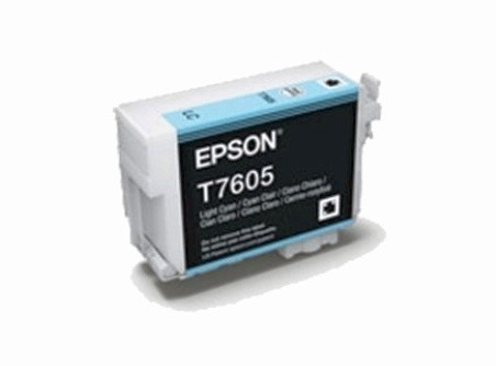 Epson T760520 Light Cyan INK / INKJET Cartridge