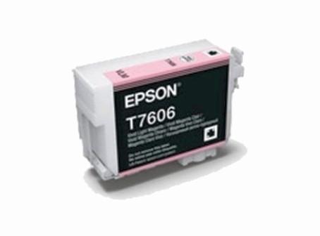 Epson T760620 Light Magenta Ink / Inkjet Cartridge