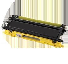 ~Brand New Original BROTHER TN110Y Laser Toner Cartridge Yellow