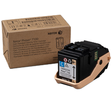 ~Brand New Original XEROX 106R02599 Laser Toner Cartridge Cyan