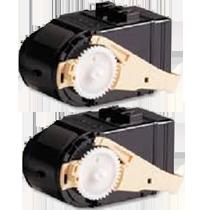 XEROX 106R02605 Laser Toner Cartridge Black Dual Pack