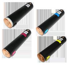 XEROX M24 Laser Toner Cartridge Set Black Cyan Magenta Yellow